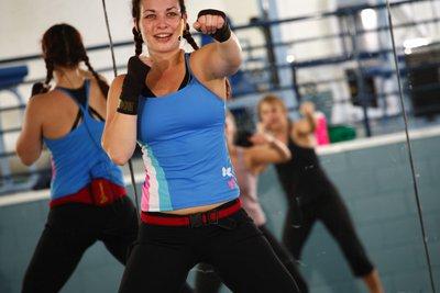Тренировка по а-боксу